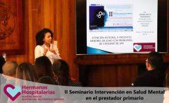 II Seminario Intervención en salud mental