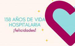 Aniversario 138 de Fundación de la Congregación Hermanas Hospitalarias